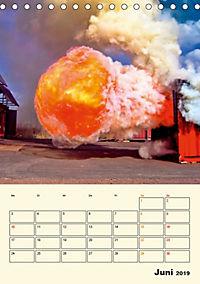 Feuerwehr - selbstloser Dienst weltweit (Tischkalender 2019 DIN A5 hoch) - Produktdetailbild 6
