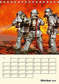 Feuerwehr - selbstloser Dienst weltweit (Tischkalender 2019 DIN A5 hoch) - Produktdetailbild 10
