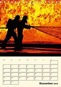 Feuerwehr - selbstloser Dienst weltweit (Tischkalender 2019 DIN A5 hoch) - Produktdetailbild 12