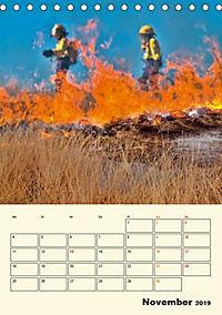 Feuerwehr - selbstloser Dienst weltweit (Tischkalender 2019 DIN A5 hoch) - Produktdetailbild 11