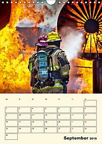 Feuerwehr - selbstloser Dienst weltweit (Wandkalender 2019 DIN A4 hoch) - Produktdetailbild 9