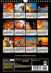 Feuerwehr - selbstloser Dienst weltweit (Wandkalender 2019 DIN A4 hoch) - Produktdetailbild 13