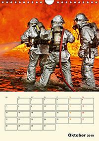 Feuerwehr - selbstloser Dienst weltweit (Wandkalender 2019 DIN A4 hoch) - Produktdetailbild 10
