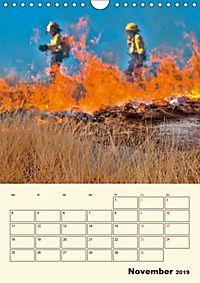 Feuerwehr - selbstloser Dienst weltweit (Wandkalender 2019 DIN A4 hoch) - Produktdetailbild 11