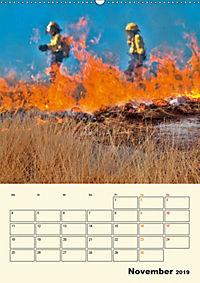 Feuerwehr - selbstloser Dienst weltweit (Wandkalender 2019 DIN A2 hoch) - Produktdetailbild 11