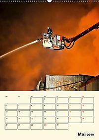 Feuerwehr - selbstloser Dienst weltweit (Wandkalender 2019 DIN A2 hoch) - Produktdetailbild 5