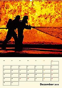 Feuerwehr - selbstloser Dienst weltweit (Wandkalender 2019 DIN A2 hoch) - Produktdetailbild 12