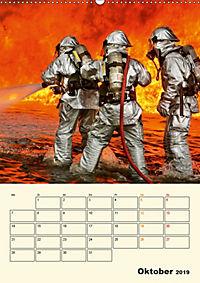 Feuerwehr - selbstloser Dienst weltweit (Wandkalender 2019 DIN A2 hoch) - Produktdetailbild 10