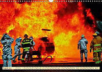 Feuerwehr - weltweit im Einsatz (Wandkalender 2019 DIN A3 quer) - Produktdetailbild 8
