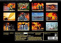 Feuerwehr - weltweit im Einsatz (Wandkalender 2019 DIN A3 quer) - Produktdetailbild 13