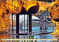 Feuerwehr - weltweit im Einsatz (Wandkalender 2019 DIN A2 quer) - Produktdetailbild 10