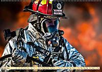 Feuerwehr - weltweit im Einsatz (Wandkalender 2019 DIN A2 quer) - Produktdetailbild 6