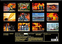 Feuerwehr - weltweit im Einsatz (Wandkalender 2019 DIN A2 quer) - Produktdetailbild 13