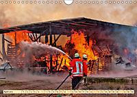 Feuerwehr - weltweit im Einsatz (Wandkalender 2019 DIN A4 quer) - Produktdetailbild 4