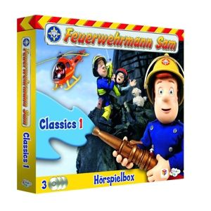 Feuerwehrmann Sam Classics-Hörspiel Box 1 (3cds), Feuerwehrmann Sam