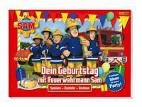 Feuerwehrmann Sam: Dein Geburtstag mit Feuerwehrmann Sam - Brandheiße Ideen für deine Party, Carolin Böttler
