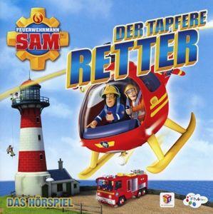 Feuerwehrmann Sam - Der tapfere Retter, 1 Audio-CD, Feuerwehrmann Sam