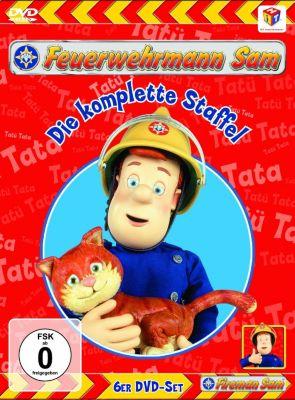 Feuerwehrmann Sam - Die komplette Staffel, Feuerwehrmann Sam