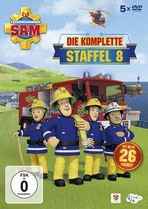 Feuerwehrmann Sam - Die komplette Staffel 8, Feuerwehrmann Sam