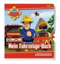 Feuerwehrmann Sam: Mein Fahrzeuge-Buch mit Drehscheibe, Julia Endemann