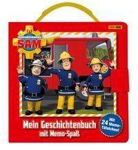 Feuerwehrmann Sam: Mein Geschichtenbuch mit Memo-Spaß, Julia Endeman