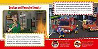 Feuerwehrmann Sam: Mein Geschichtenbuch mit Memo-Spaß - Produktdetailbild 1