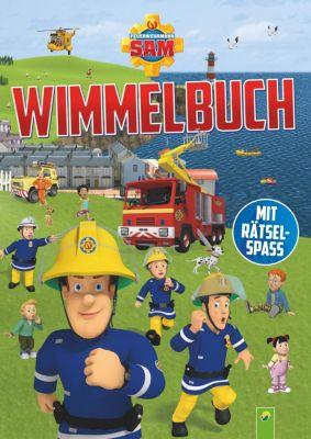 Feuerwehrmann Sam - Wimmelbuch