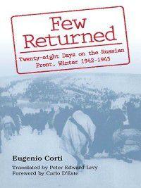 Few Returned, Eugenio Corti