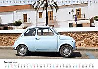 Fiat Cinquecento im Fokus (Tischkalender 2019 DIN A5 quer) - Produktdetailbild 2