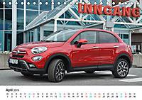 Fiat Cinquecento im Fokus (Tischkalender 2019 DIN A5 quer) - Produktdetailbild 4