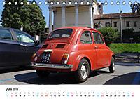 Fiat Cinquecento im Fokus (Tischkalender 2019 DIN A5 quer) - Produktdetailbild 6