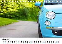 Fiat Cinquecento im Fokus (Tischkalender 2019 DIN A5 quer) - Produktdetailbild 3