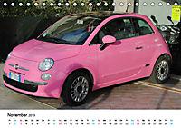 Fiat Cinquecento im Fokus (Tischkalender 2019 DIN A5 quer) - Produktdetailbild 11