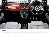 Fiat Cinquecento im Fokus (Tischkalender 2019 DIN A5 quer) - Produktdetailbild 7