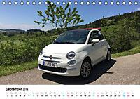 Fiat Cinquecento im Fokus (Tischkalender 2019 DIN A5 quer) - Produktdetailbild 9