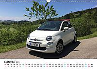 Fiat Cinquecento im Fokus (Wandkalender 2019 DIN A3 quer) - Produktdetailbild 9