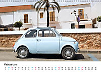 Fiat Cinquecento im Fokus (Wandkalender 2019 DIN A3 quer) - Produktdetailbild 2