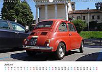 Fiat Cinquecento im Fokus (Wandkalender 2019 DIN A3 quer) - Produktdetailbild 6