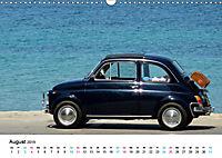 Fiat Cinquecento im Fokus (Wandkalender 2019 DIN A3 quer) - Produktdetailbild 8