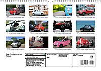 Fiat Cinquecento im Fokus (Wandkalender 2019 DIN A3 quer) - Produktdetailbild 13