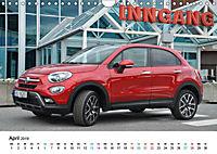 Fiat Cinquecento im Fokus (Wandkalender 2019 DIN A4 quer) - Produktdetailbild 4