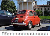 Fiat Cinquecento im Fokus (Wandkalender 2019 DIN A4 quer) - Produktdetailbild 7