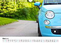 Fiat Cinquecento im Fokus (Wandkalender 2019 DIN A4 quer) - Produktdetailbild 3