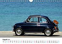 Fiat Cinquecento im Fokus (Wandkalender 2019 DIN A4 quer) - Produktdetailbild 8