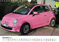 Fiat Cinquecento im Fokus (Wandkalender 2019 DIN A4 quer) - Produktdetailbild 11