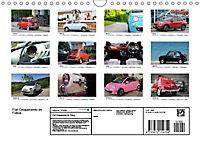 Fiat Cinquecento im Fokus (Wandkalender 2019 DIN A4 quer) - Produktdetailbild 13