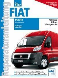 Fiat Ducato Dieselmotoren - Christoph Pandikow  
