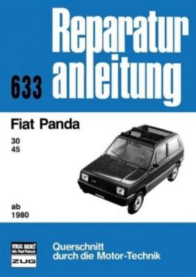 Fiat Panda 30, 45 (ab 1980)