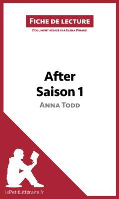 Fiche de lecture: After d'Anna Todd - Saison 1 (Fiche de lecture), lePetitLittéraire.fr, Elena Pinaud