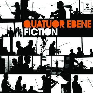 Fiction, Quatuor Ebène, Dessay, Kent